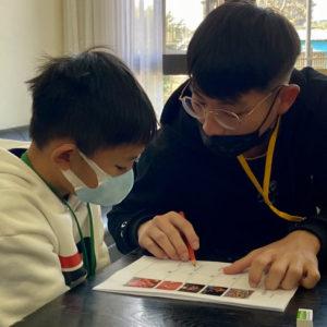 鳳鳴陪讀班的英語冬令營